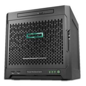 MicroServer HP Gen10